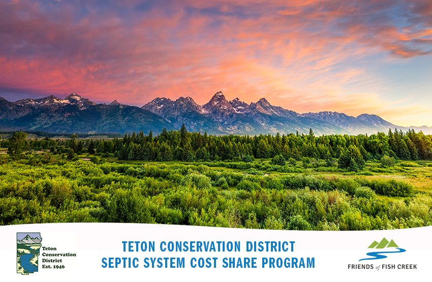 Teton County Residents Eligible for Septic Maintenance Cost