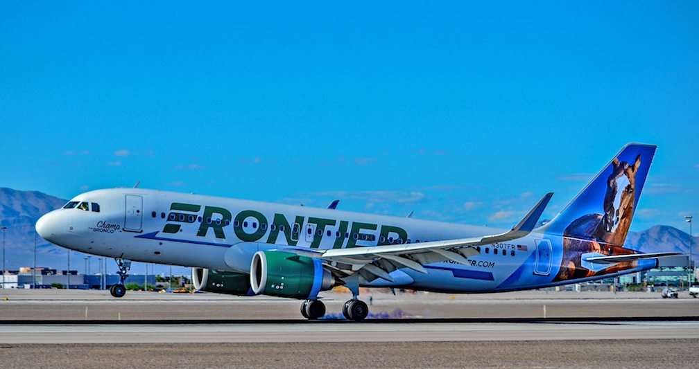 Frontier Airlines Lands Back In Jackson Hole Buckrail