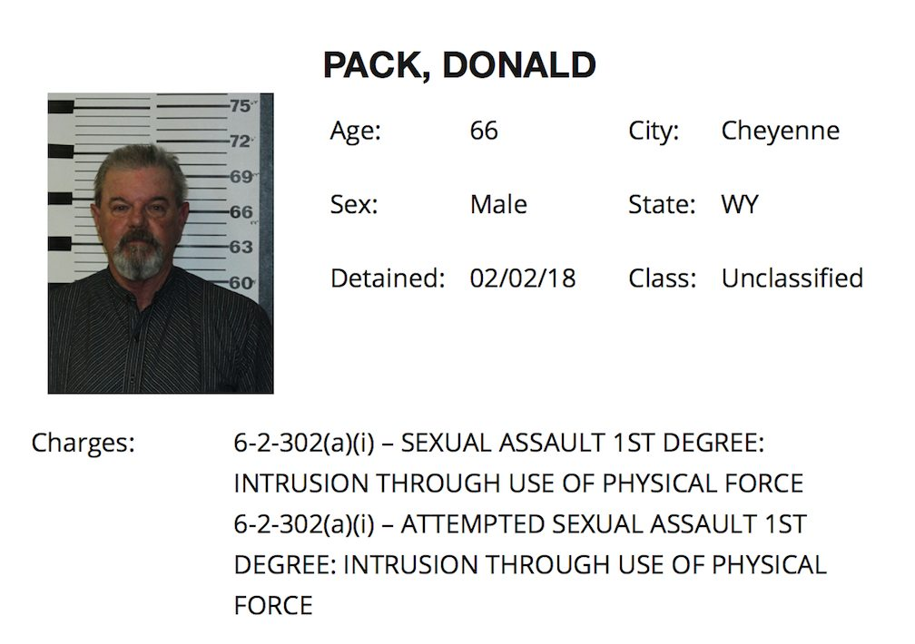 Pack did not escape justice, sentenced to prison on 43-year-old rape