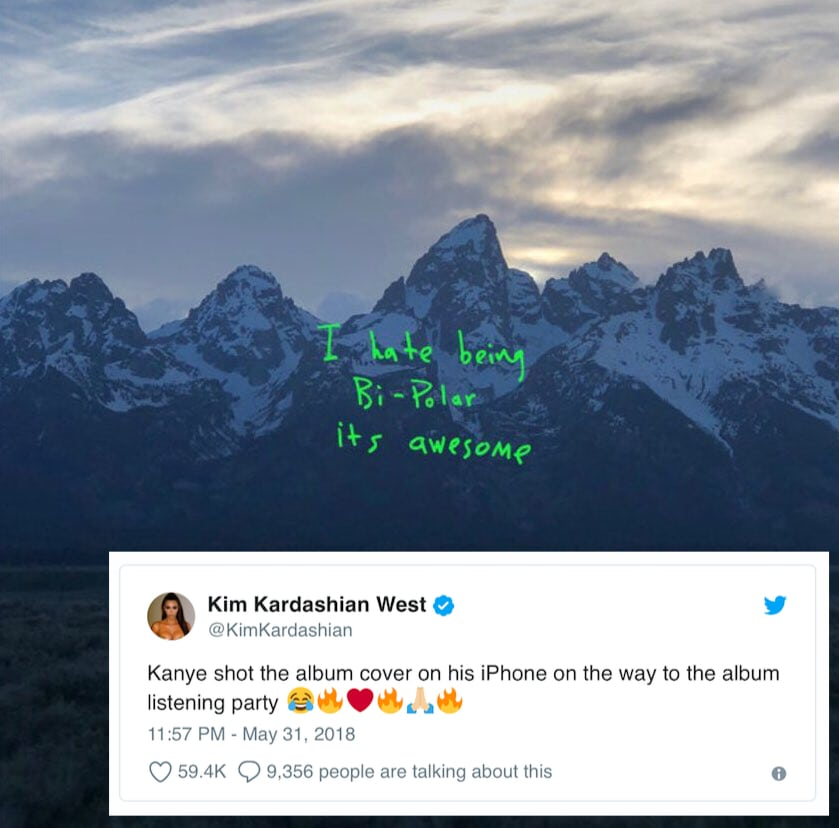 West Out West Kanye S Listening Party Was A Ranchy Affair Buckrail Jackson Hole News