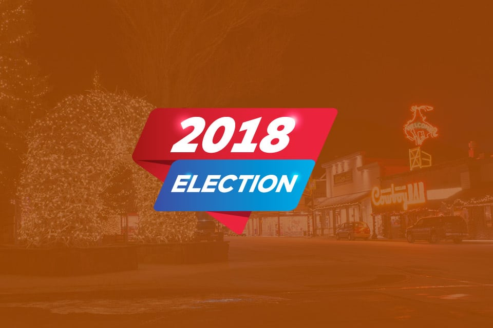 Election Night - Teton County 2018 Primary Election Results