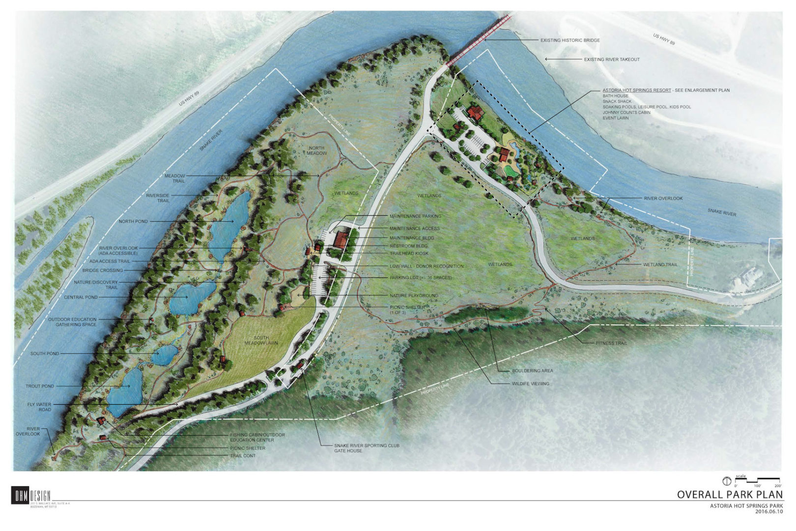 Astoria Hot Springs Park coming together, could break ground