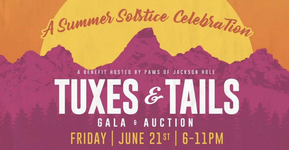 2019 Tuxes and Tails Gala - Buckrail - Jackson Hole, news