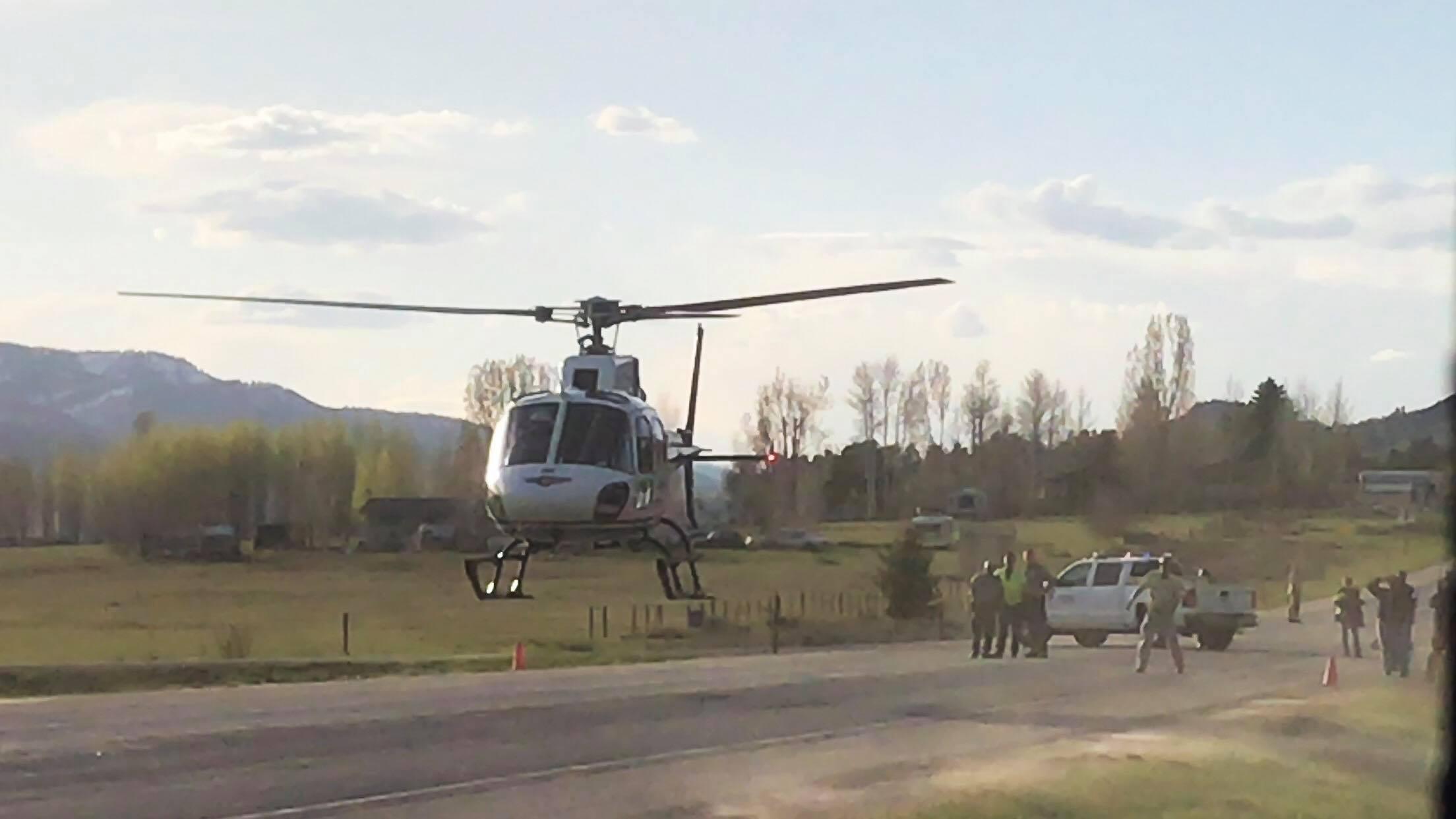 Motorcycle crash in Alpine kills Idaho woman - Buckrail - Jackson