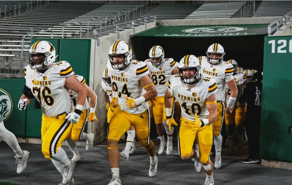 Second Wyoming football game canceled due to COVID ...